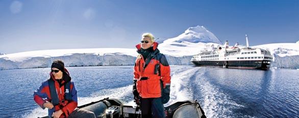 Tierra del Fuego and Antartica