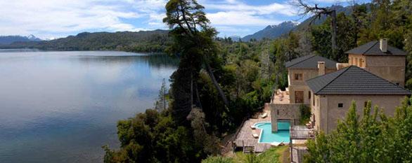 Mountain biking & Rafting in Patagonia