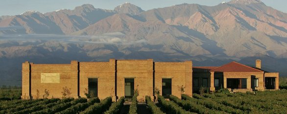 Wine tour of Mendoza